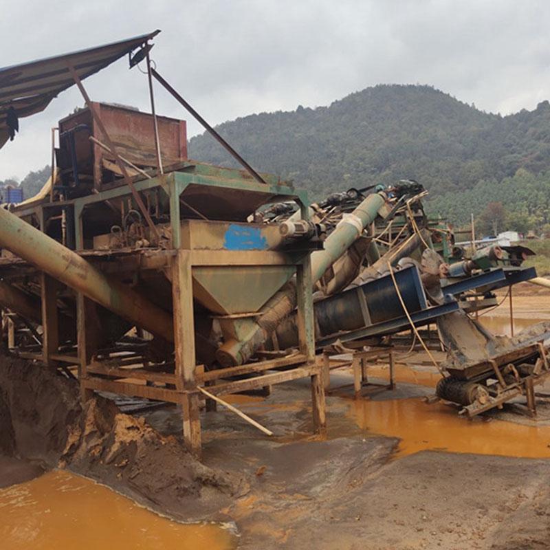 选矿机械案例