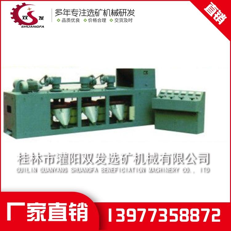 盘带式磁选机